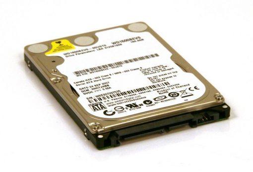 Cietais disks portatīvajam datoram